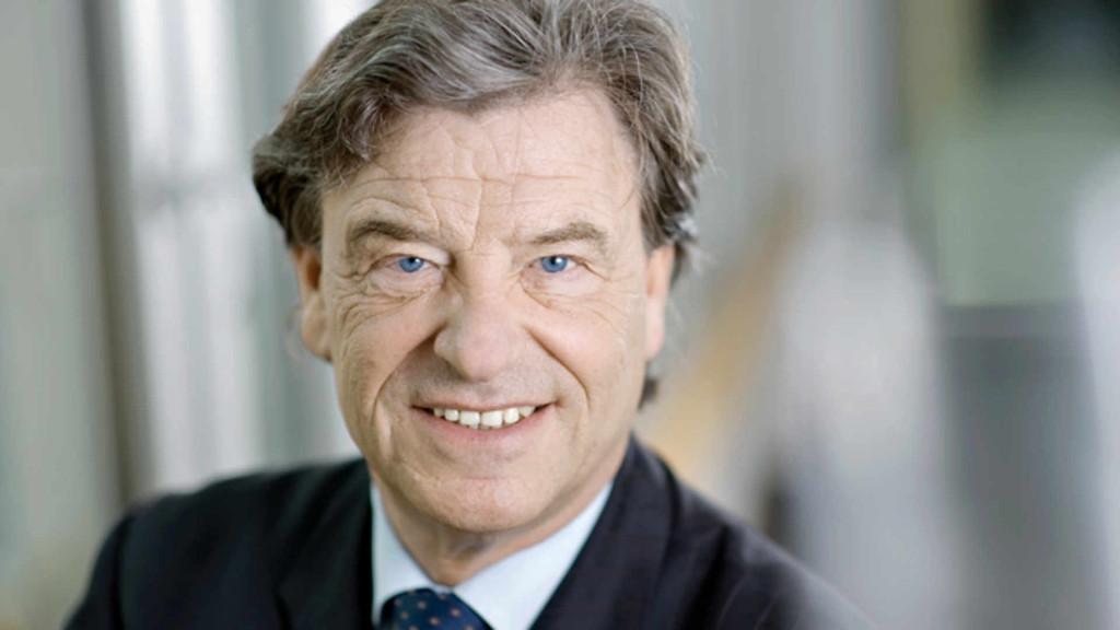 Der ILS-Vorsitzende Michael Jeurgens